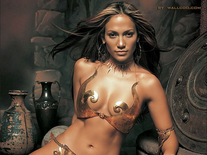 jennifer lopez wallpaper. Jennifer Lopez wallpapers - Sexy Jennifer Lopez Fantasy Art wallpaper 5