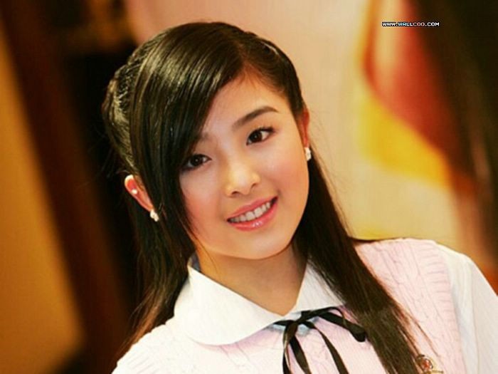 Adorable Teen Girls - Baby Zhang Wallpapers - Cute & Sweet Chinese ...