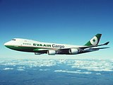 EVA Airways Boeing aircrafts wallpapers19 pics