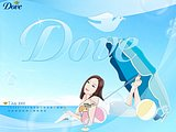 Brand Advertings - Dove Soap Ads Wallpapers32 pics