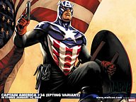 Marvel Superhero : Captain America49 pics