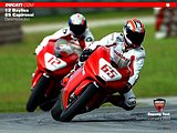 2003 MotoGP championship : Loris Capirossi and Troy Bayliss44 pics