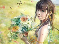 2560x1600 Beautiful CG Characters : I-Chen Lin CG Artworks20 pics