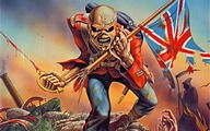 Heavy Metal and Gothic Art - Iron Maiden Album Cover Art29 pics