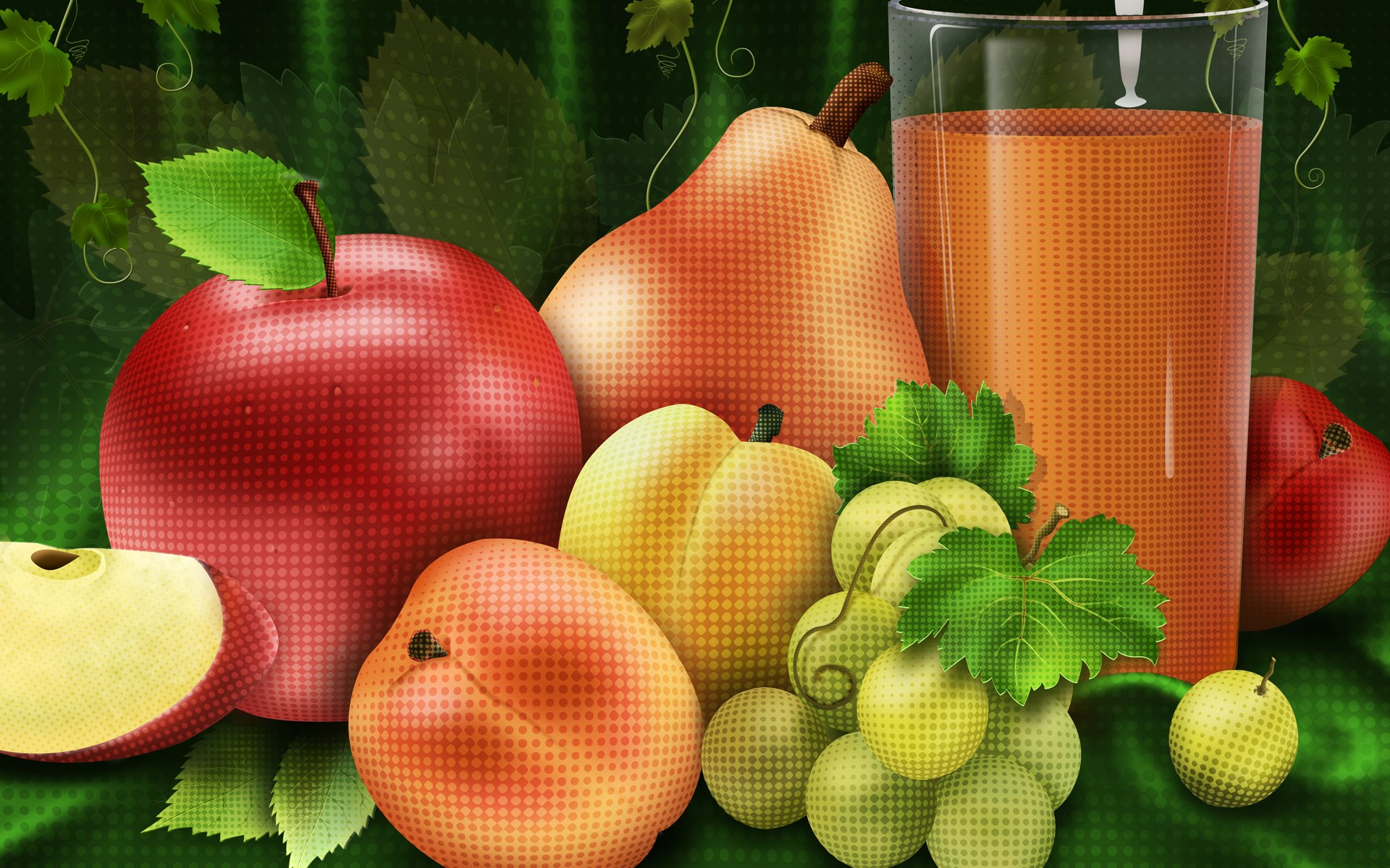 Fresh Fruit and Vegetable Food