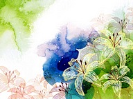 Artistic Floral Patterns and Flower Illustrations42 pics