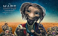 Animated Movie : Mars Needs Moms (2011)7 pics