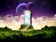 Fantasy Landscape Photo Manipulation (Vol.3)38 pics