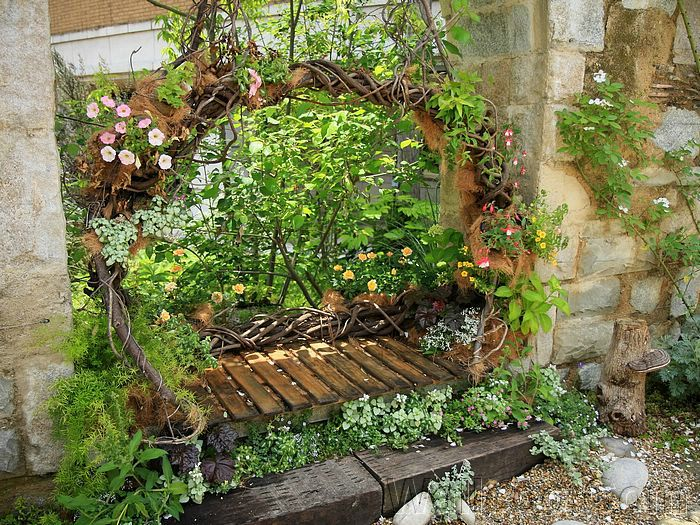 Garden statues and decorations gardening forums