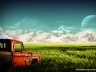 Fantasy Dreamland, Digital Composite Landscapes33 pics