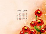 CG illustration wallpaper Calendars20 pics