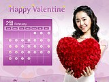 February Calendar Wallpapers 200729 pics