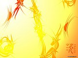 Color Abstract - Abstract yellow wallpapers19 pics