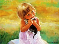 Early Childhood (Vol.02) : Donald Zolan Paintings of Heartwarming Childhood Moments36 pics