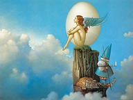 Michael Parkes  Magic Realistsm Paintings (Vol.01)41 pics