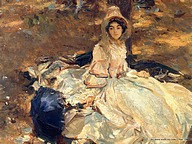 John Singer Sargent Oil Paintings (Vol.01)35 pics