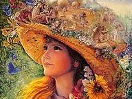 Art of the imagination, The Fantasy World of Josephine Wall (Vol.02)42 pics