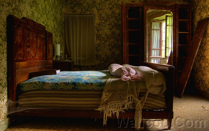 Old Bedroom - Amazing HDR Photogrpahy Wallpaper (1920+1600 ... - photo#30