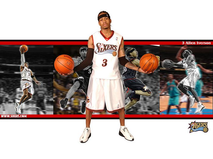 nba allen iverson wallpaper. Allen+iverson+wallpaper+